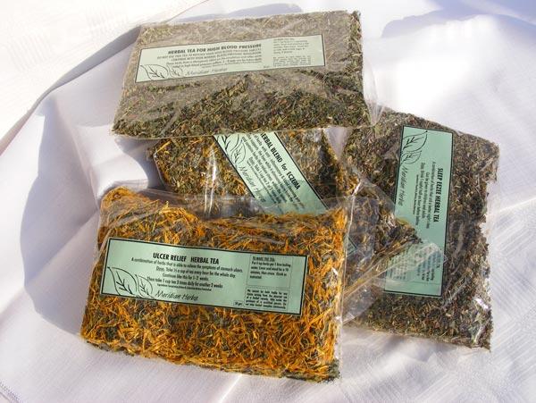 herbal tea for migraines